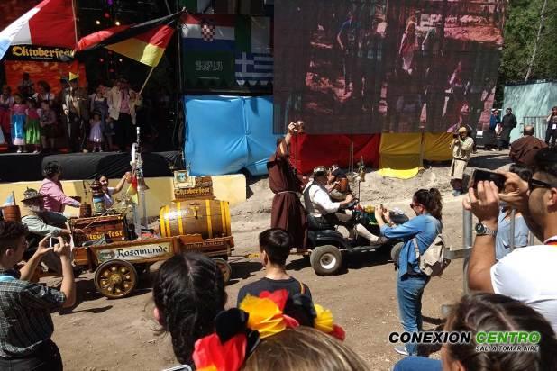 La Oktoberfest se palpita en Villa General Belgrano