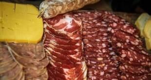 Fiesta del Salame típico en Colonia Caroya