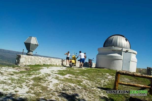 Estación Astrofìsica de Bosque Alegre
