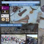 VISITA TEATRALIZADA EL SÁBADO 22 DE FEBRERO