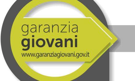 ATTIVAZIONE TIROCINI FORMATIVI PROGRAMMA GARANZIA GIOVANI