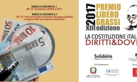 Premio Libero Grassi ed. 2017