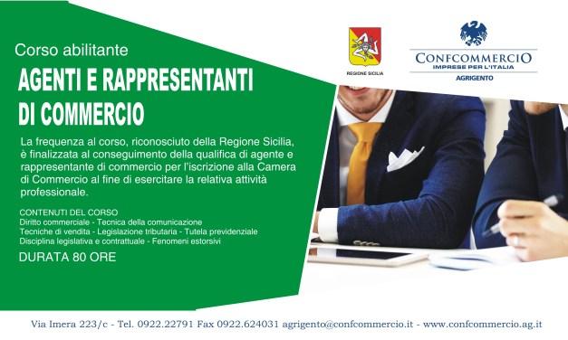 Corso abilitante per agente e rappresentante di commercio: aperte le iscrizioni
