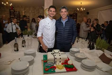Grotte, lo chef Antonio Bellanca celebra il successo al Cous Cous Fest 2018
