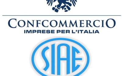 Accordo Confcommercio Siae – Proroga dei termini di pagamento