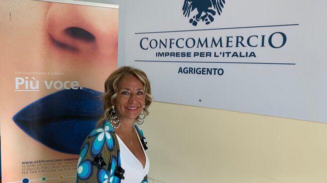 Antonella Danile a capo del gruppo Terziario Donna di Confcommercio