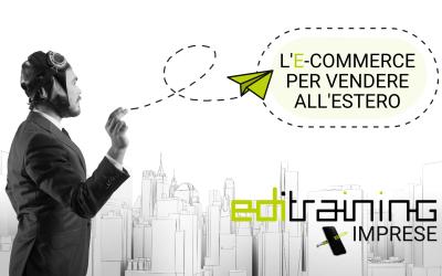 L'e-commerce per vendere all'estero: 14 aprile alle ore 14:30 webinar EDI Confcommercio