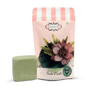 Gooseberry Green Gum Paste 250 Gms- 1