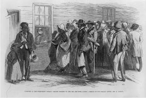 Freedmen's Bureau (Library of Congress)