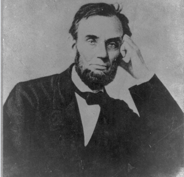 President Lincoln (Library of Congress)