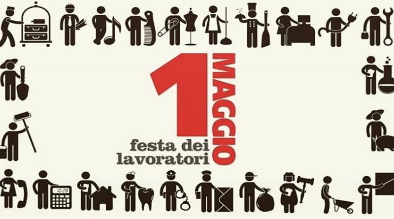 1 MAGGIO 2021 – Giornata del lavoro nel segno della rinascita e della ripresa
