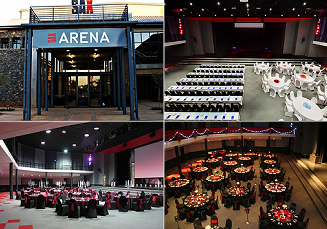 Conference Venues Irene
