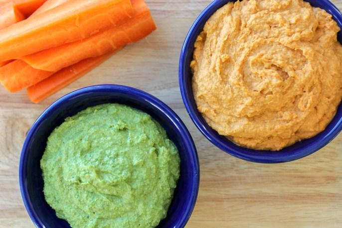 Easy & Healthy Dip Recipes