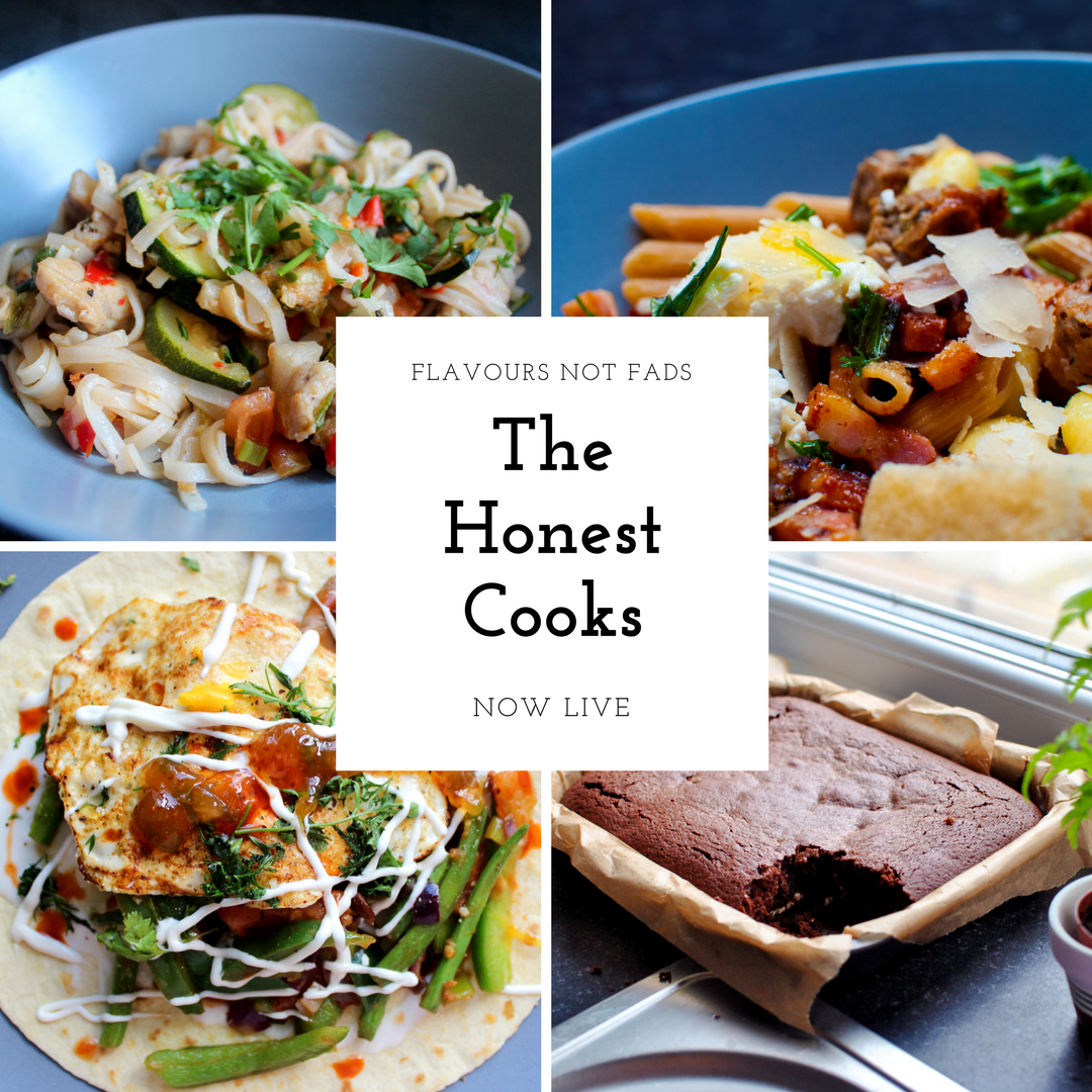 The Honest Cooks food blog