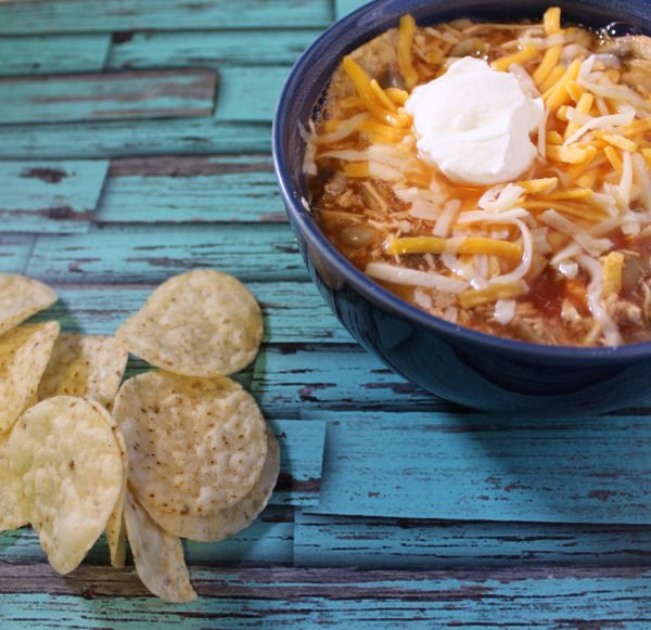 easy chicken tortilla soup a delicious recipe you can make quickly to please a crowd!