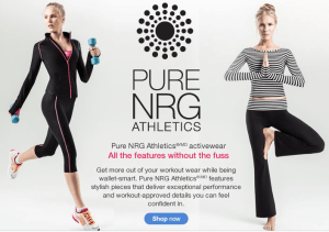 Sears Pure NRG Athletics