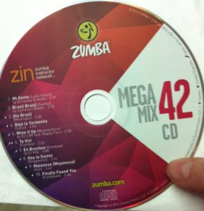 How Can I Get Past Zumba Releases?