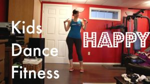 Kids Dance Fitness: Happy