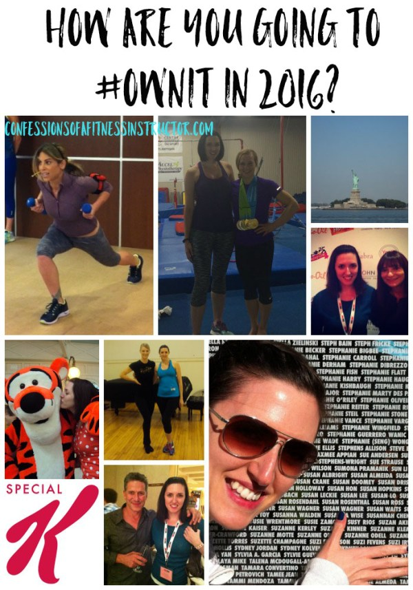 How Are You Going To #OwnIt in 2016?