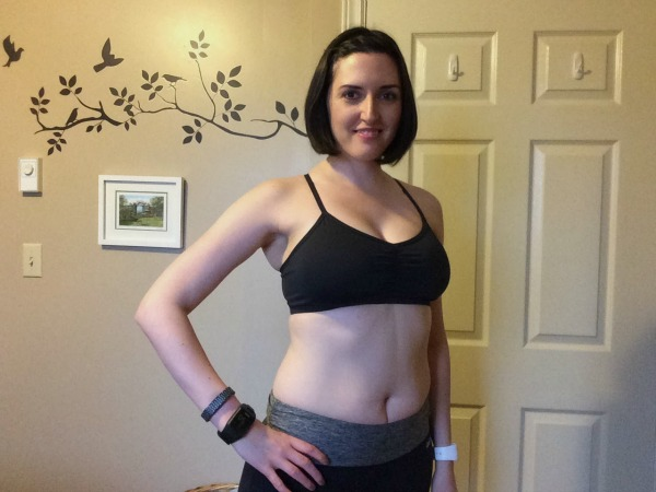 Handful Sports Bras flatter, without flattening. Making exercise (including Zumba, running, yoga and weight training) more comfortable while still being functional!