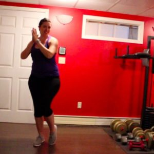 Low Intensity Dance Fitness: Can't Stop The Feeling