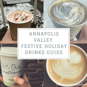 Annapolis Valley Festive Holiday Drinks Guide