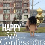 Happy 5th Birthday Confessions Of A Glam-Aholic!