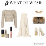 What To Wear: Holiday Party