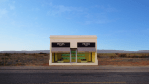 Life + Style: Prada Marfa Office Decor