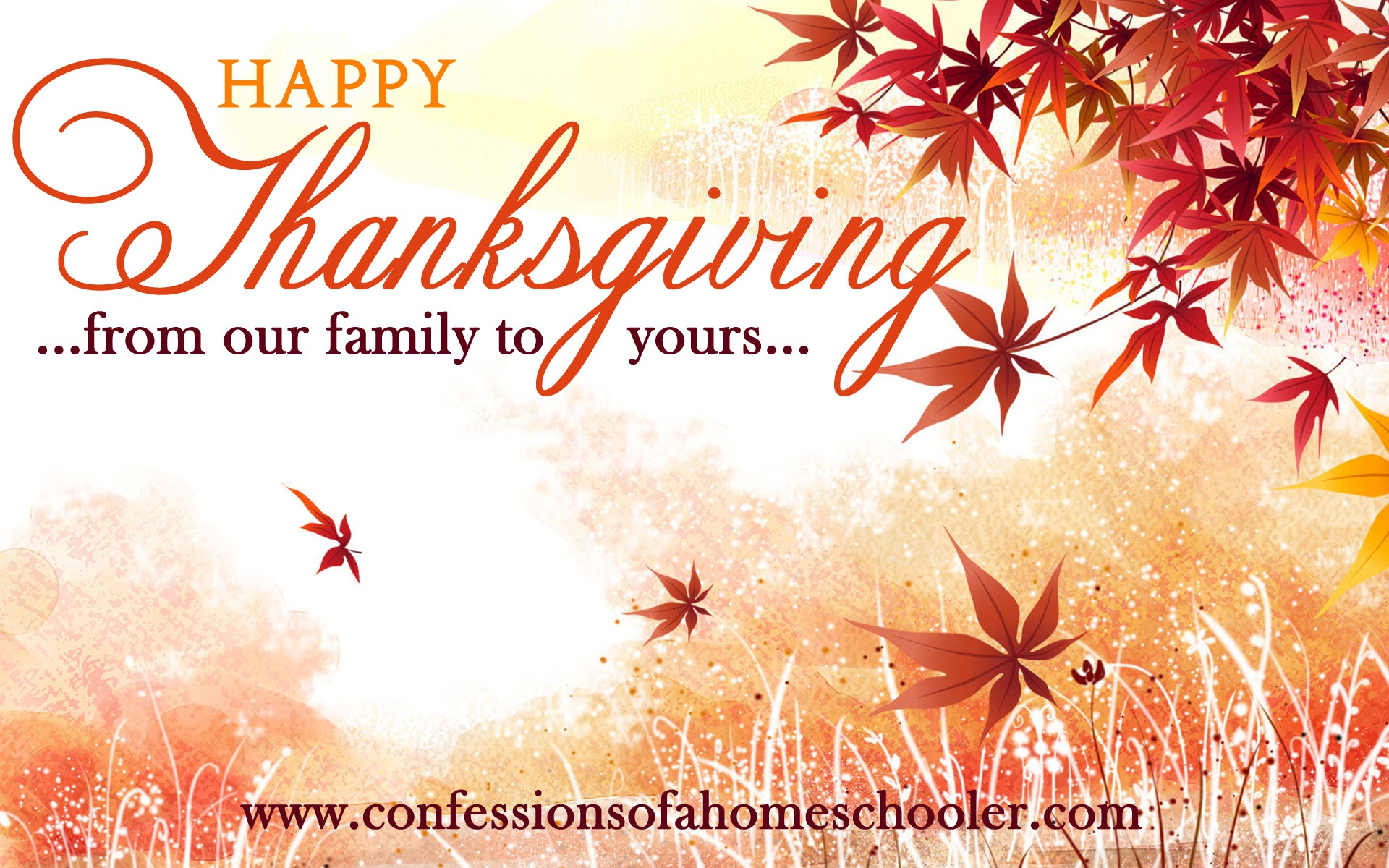 Blessings My Family Yours