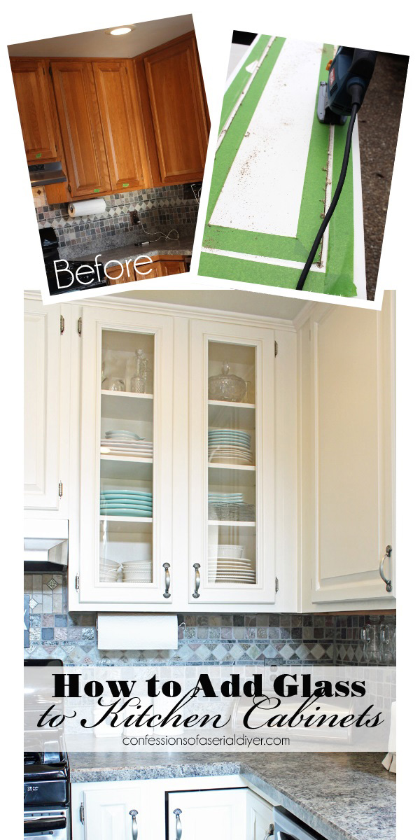 Kitchen Cabinet Replacement Doors Glass Inserts Home Decor