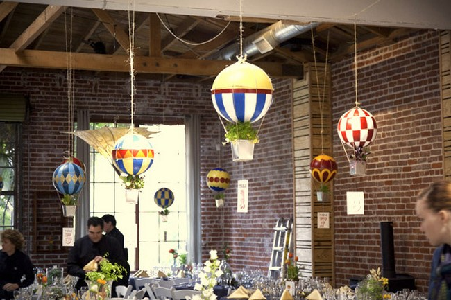 Why It Works Wednesday Suspended Centerpieces 038 Hanging Decor