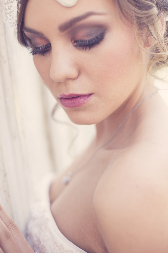 Rustic Ruffles Burlap Amp Lace Country Wedding Inspiration