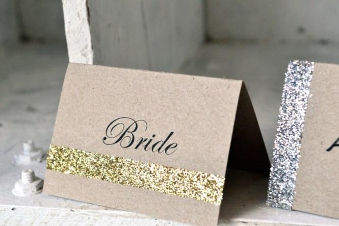 Unique Wedding Card Place Ideas