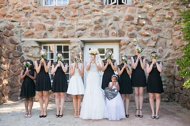 Wedding Photo Ideas and Poses - Bridesmaids (5)