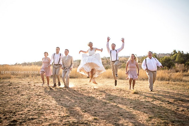 Wedding Photo Ideas and Poses - Wedding Party (2)