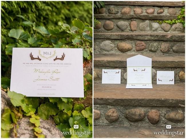 Rustic Woodland Wedding Decor 22