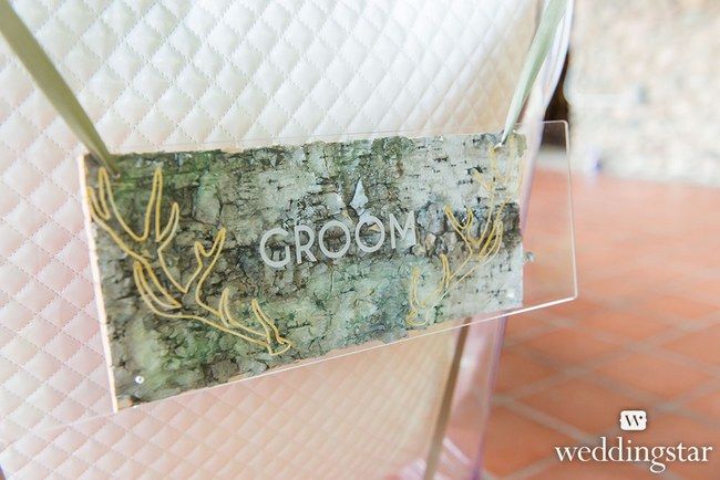 Rustic Woodland Wedding Decor 5