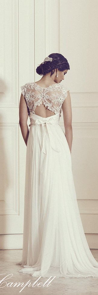 Anna Campbell Gossamer Wedding Dress