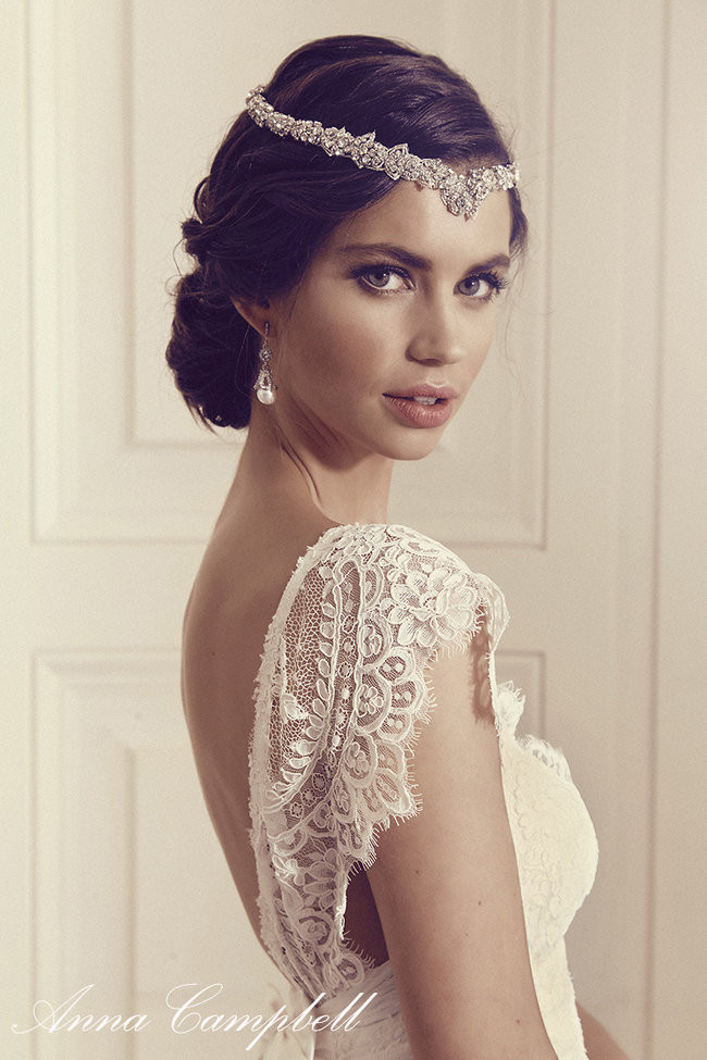 Anna Campbell\'s 2016 Gossamer Wedding Dress Collection - crazyforus