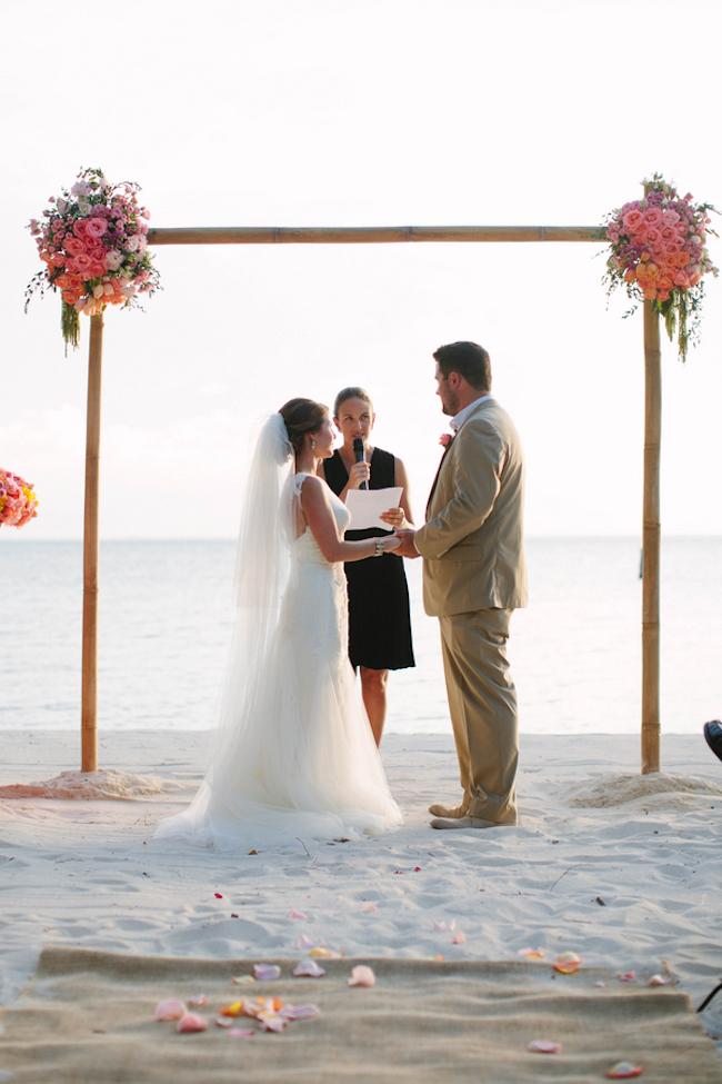 21 Amazing Wedding Arch and Canopy Ideas - crazyforus