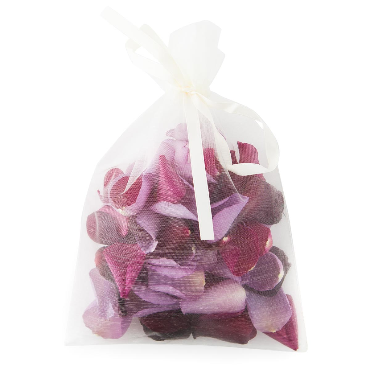 large natural rose petals 10 handful bag