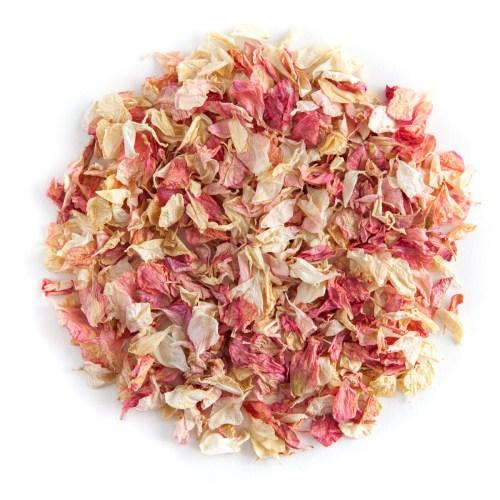 Pink Mix confetti petals - Biodegradable Confetti - Real Flower Petal Confetti