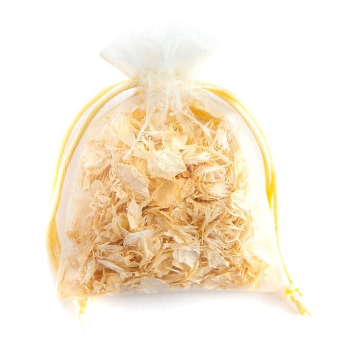 Vanilla Twist - Confetti Petal Bag