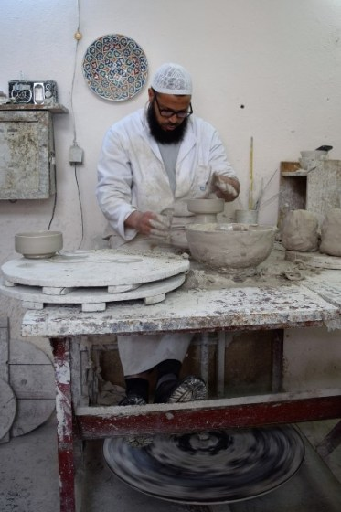 The Art Of Moroccan Ceramic And Tile Work Confetti