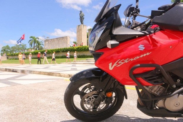 tour cuba by motorcycle with Christopher Baker