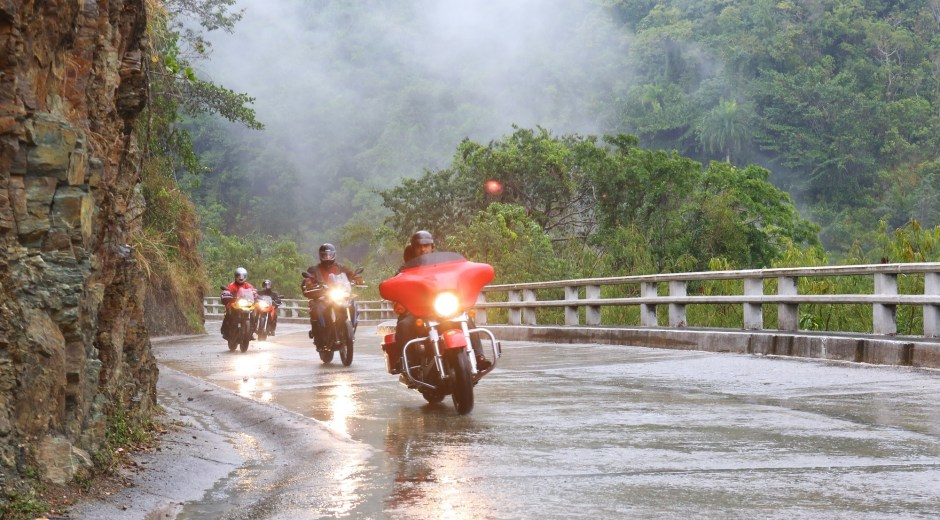 tour cuba by motorcycle