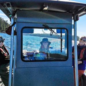salmon fish milbanke sound