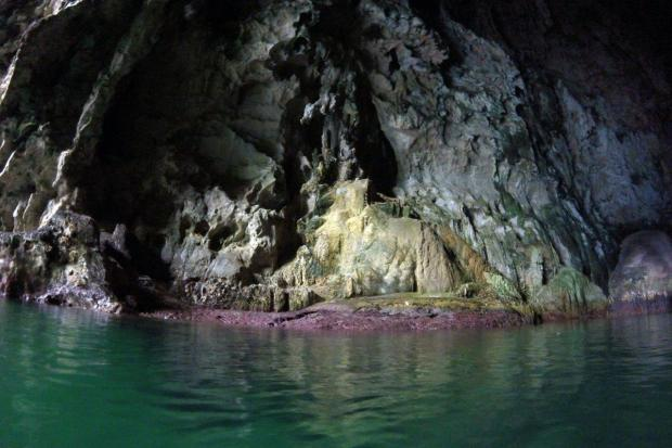 caves Indonesia