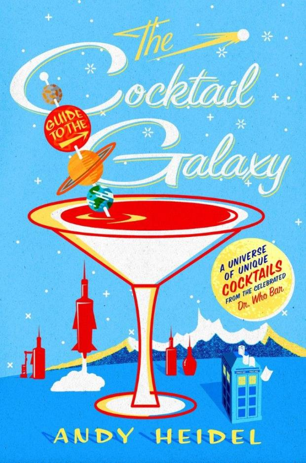 Cocktail Guide to the Galaxy
